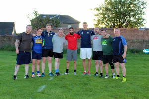 Mens Rugby sessions