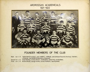 1921 1922 Founders